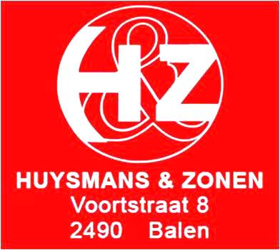 Huysmans en zonen nv